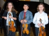 Pretty Young String: Shirin-Aimée Schulz, Marc Lohse, Anna-Katharina Thoma